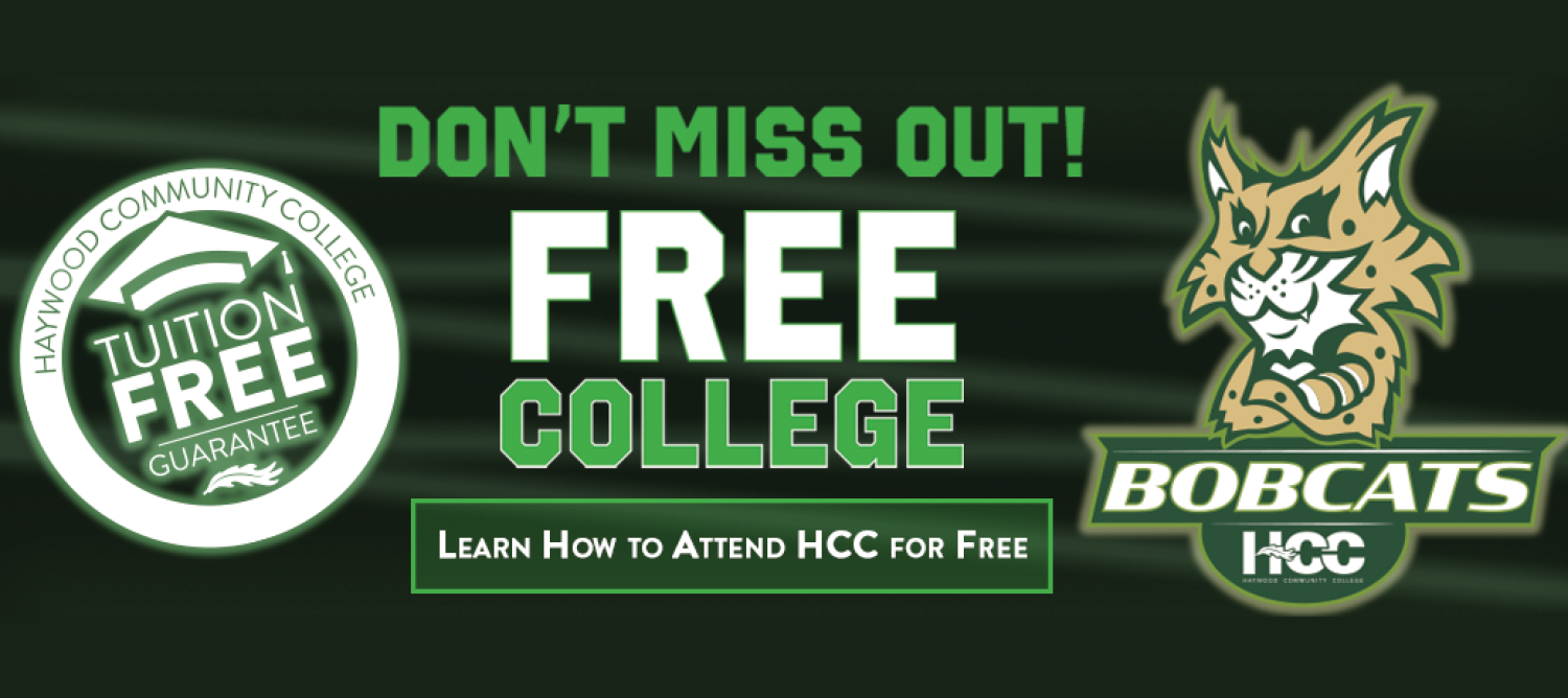Don't miss out on tuition free college. Learn how to attend H C C for free.